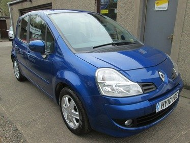Renault Modus 1.2 TURBO 100 TCE DYNAMIQUE -12 MONTHS MOT, SERVICED, 3 MONTHS WARRANTY AND 12 MONTHS AA COVER INCLUDED