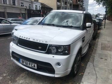 Land Rover Range Rover Sport SDV6 HSE+Luxury Pack+One Previous Owner+FSH+Low Mileage
