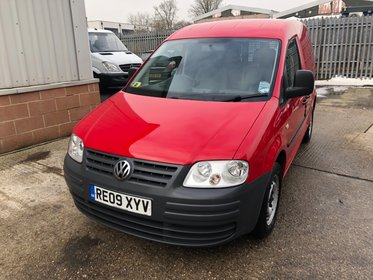 Volkswagen Caddy Maxi Life 1.9TDI 104PS PD