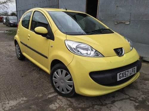 Peugeot 107 Urban TOO LATE SOLD MORE DUE IN !!
