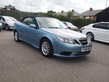Saab 9-3 1.8T LINEAR SE FACE LIFT MODEL ! SERVICE HISTORY ! 99% FINANCE APPROVAL !