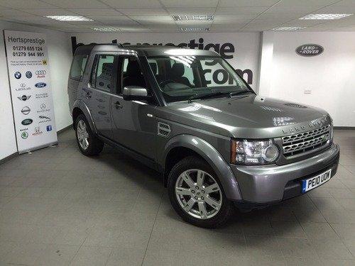 Land Rover Discovery 3.0 TDV6 GS 7 SEAT 4X4 AUTO + 7 Seats/ Harman/Kardon Sound + Bluetooth