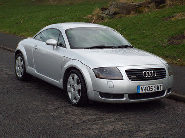 Audi TT 1.8 T QUATTRO 180+LEATHER+NEW MOT