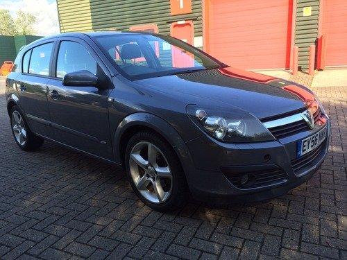 Vauxhall Astra 1.7CDTI 16V  SRI 100PS