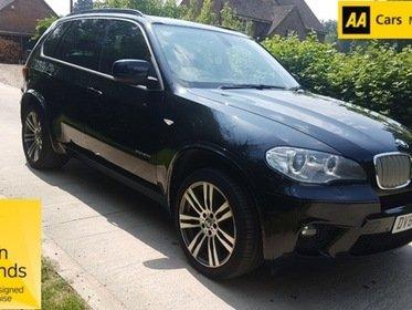 BMW X5 3.0 XDRIVE40d M SPORT