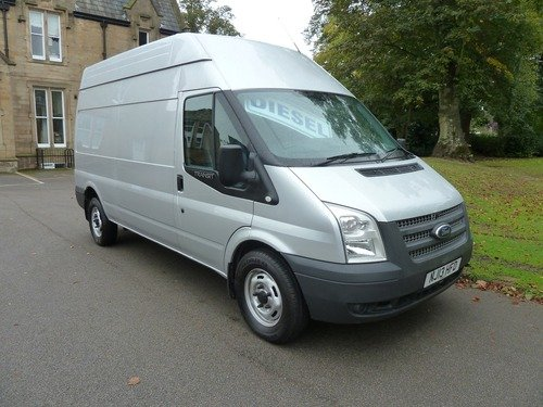 Ford Transit T350 High Roof 2.2 TDCi 155ps