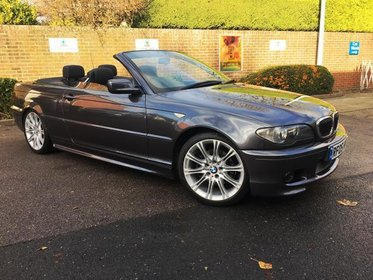 BMW 3 SERIES 325Ci SPORT
