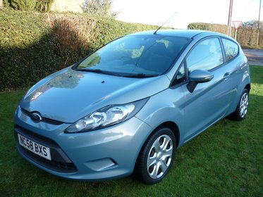 Ford Fiesta 1.25 Style+  A/C
