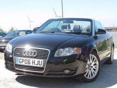 Audi A4 3.2 FSI QUATTRO SPORT