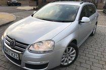 Volkswagen Golf SE TDI DSG DPF
