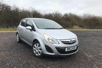 Vauxhall Corsa EXCLUSIV 1.2i VVT