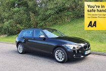 BMW 1 SERIES 1.6 114i SE Sports Hatch (s/s) 5dr