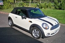 MINI Convertible 1.6I 16V ONE CONVERTIBLE FULL SERVICE HISTORY AIR CON PEPPER PACK