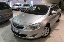 Vauxhall Astra EXCLUSIV 1.4i 16v VVT (100PS)