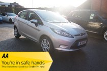 Ford Fiesta EDGE ONLY 37,439 MILES ! 1 FORMER KEEPER ! 12 MONTHS MOT !