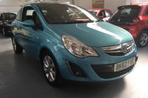 Vauxhall Corsa ACTIVE AC ONLY 26500 MILES!!