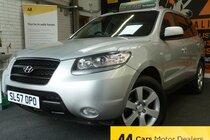 Hyundai Santa Fe CRTD CDX PLUS