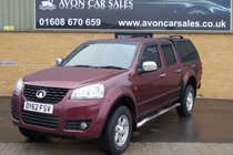 Great Wall Steed TD S 4X4 DCB