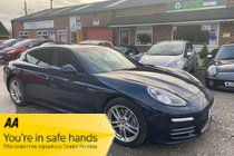 Porsche Panamera V6 4 PDK 3.6 Petrol (310BHP)*Stunning Condition*FSH*Drives As Good As It Looks* ***MANAGERS SPECIAL-12 MONTHS WARRANTY***