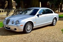 Jaguar S-Type 2.7D V6 XS One Owners Great Example