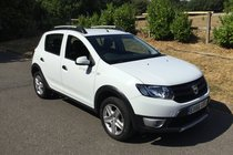 Dacia Sandero STEPWAY AMBIANCE TCE FULL SERVICE HISTORY START-STOP TECHNOLOGY AND BLUETOOTH