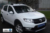 Dacia Sandero STEPWAY AMBIANCE 1.5 DCi 5 Door // ZERO TAX //