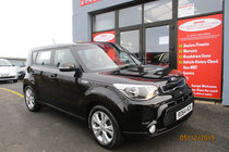 Kia Soul CRDI CONNECT