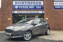 Ford Fiesta ZETECBUY NO DEPOSIT FROM £40 A WEEK T&C APPLY
