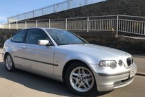 BMW 3 SERIES 325TI