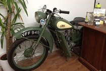 BSA Bantam D1 Rigid