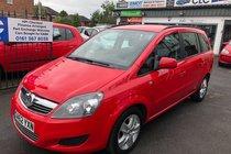 Vauxhall Zafira EXCLUSIV/ 7 SEATS /MOT MAY 2020