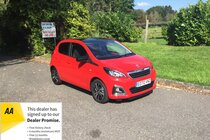 Peugeot 108 ALLURE LIKE NEW ONLY 320 MILES COVERED