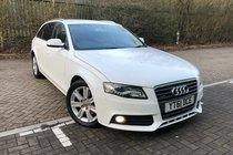 Audi A4 AVANT TDI QUATTRO TECHNIK