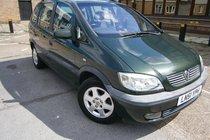 Vauxhall Zafira ELEGANCE 1.8I 16V