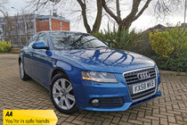 Audi A4 2.0 TDI SE 4dr Manual