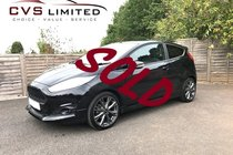 Ford Fiesta 1.0 T EcoBoost ST-Line (s/s) 3dr