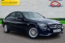 Mercedes C Class C220 D SE EXECUTIVE