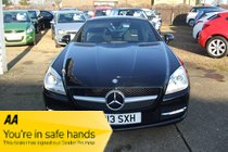 Mercedes SLK SLK250 CDI BLUEEFFICIENCY