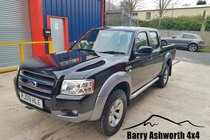 Ford Ranger Double Cab 4x4 XLT 2.5 TDCi 143PS