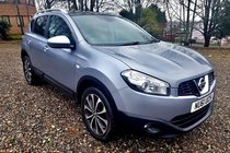 Nissan Qashqai DCI N-TEC #FinanceAvailable