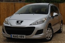 Peugeot 207 HDI SW S