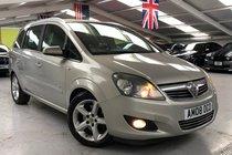 Vauxhall Zafira SRI CDTI 150 E4