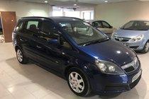 Vauxhall Zafira 16V LIFE