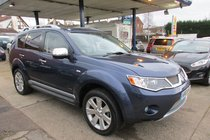 Mitsubishi Outlander DIAMOND