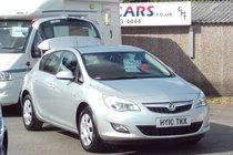 Vauxhall Astra EXCLUSIV 1.4 74,000 MILES SERVICE HISTORY 5 DOOR HATCHBACK