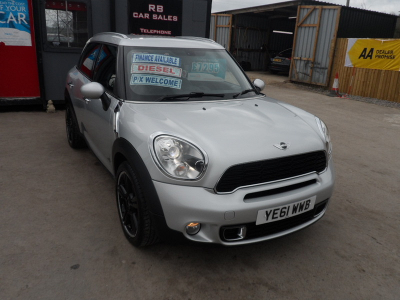 Mini Countryman Cooper Sd All4 Rb Cars Uk