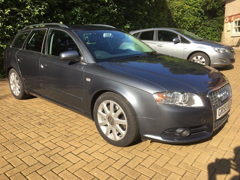 audi a4 avant 3.2 fsi quattro s line avant | good value cars