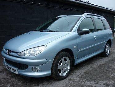 Peugeot 206 1.4 HDI VERVE SW E4