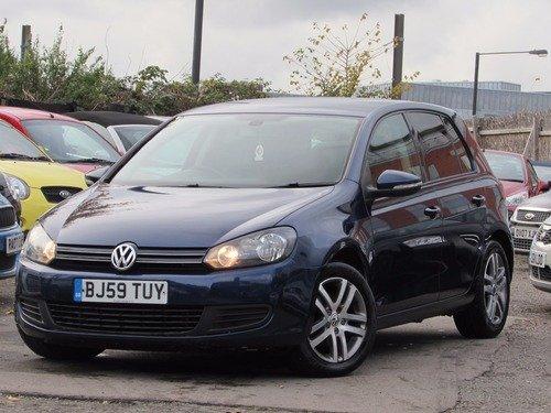 Volkswagen Golf TDi 1.6 TDI SE 105PS