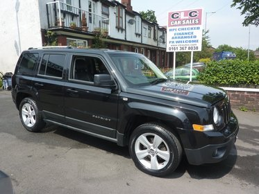 Jeep Patriot 2.2 CRD LIMITED 4X4